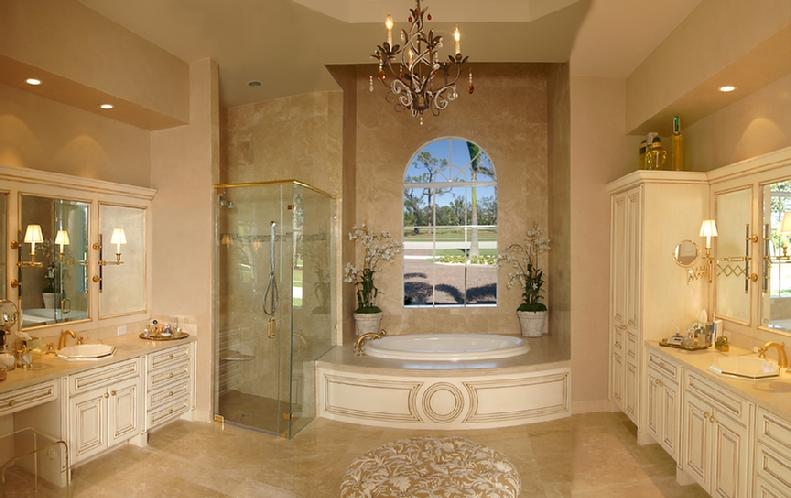 vanities - cabinet doors - tub deck