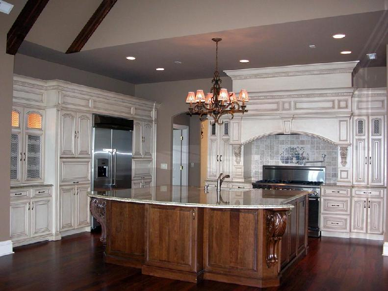 custom kitchen cabinetry