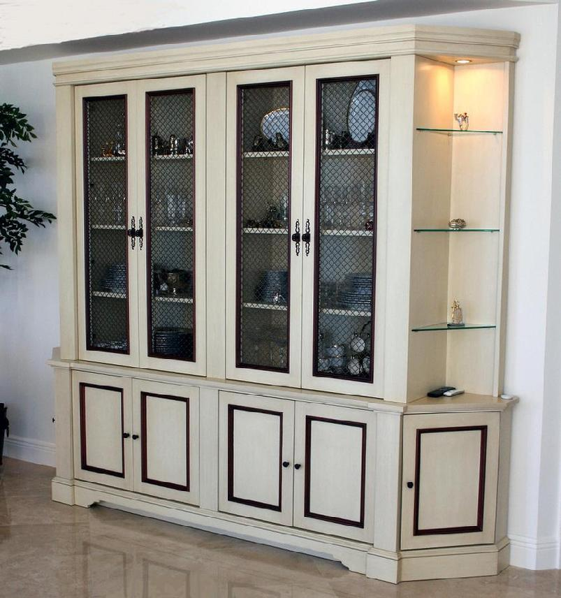 Dining room hutch - dining room furniture